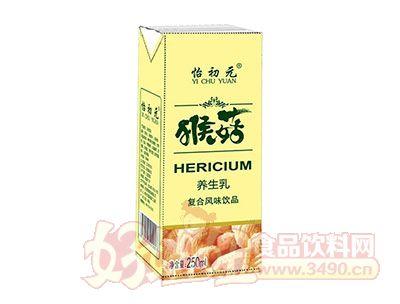 怡初元猴菇养生乳250ml