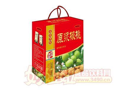 原浆核桃植物蛋白饮品礼品盒装