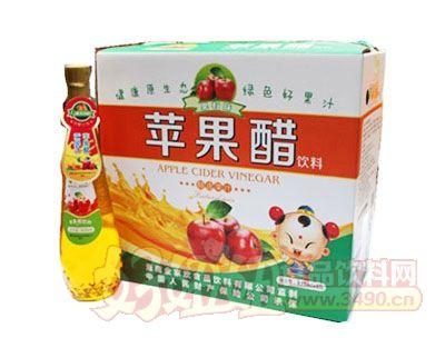 果有味苹果醋828ml