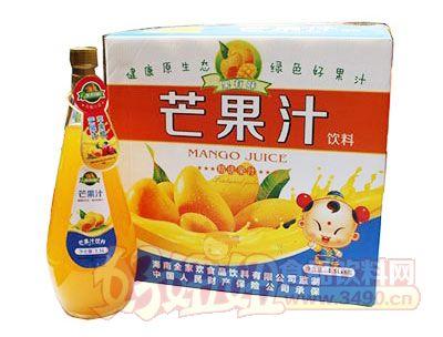 果有味芒果汁