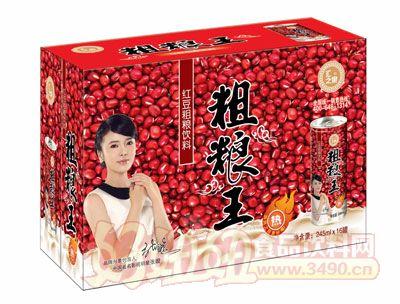 汇之果红豆粗粮饮料箱装