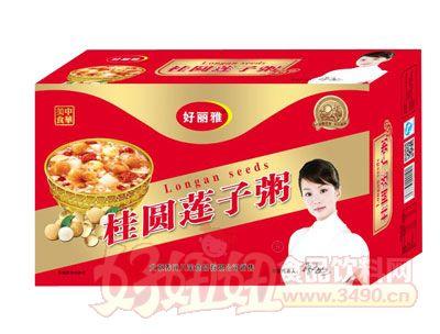 好丽雅桂圆莲子粥