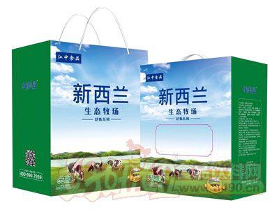 新西兰生态牧场牛奶(无蔗糖)