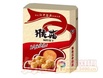 烟台江中猴菇酥性饼干