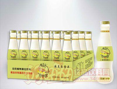 臻美乐豆奶320ml×24瓶