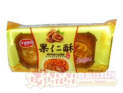 汪砀飘香果仁酥月饼