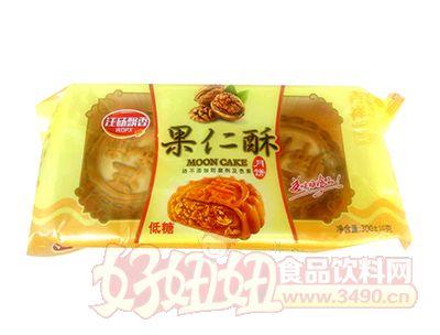 汪砀飘香果仁酥月饼300g