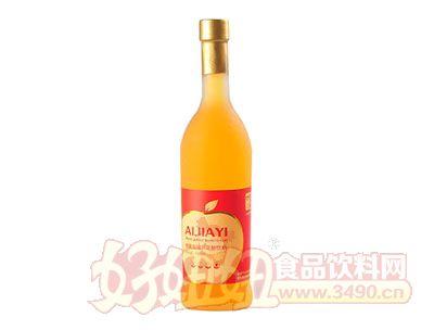 蜂蜜金冠苹果醋