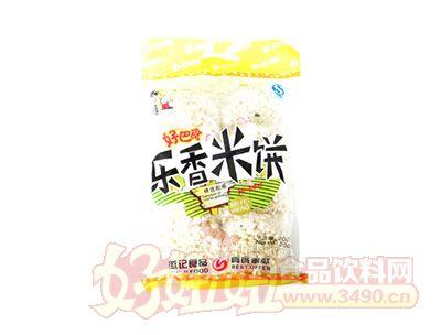 好巴食乐香米饼200g