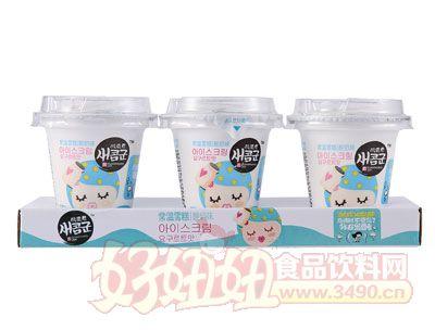 百家赞酸爽君雪糕三杯装(酸奶味)
