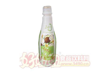 亿家优品果肉型金椰生榨椰子汁1.25L