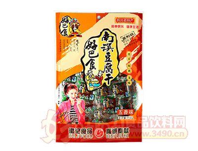 好巴食南溪豆腐干218g五香味