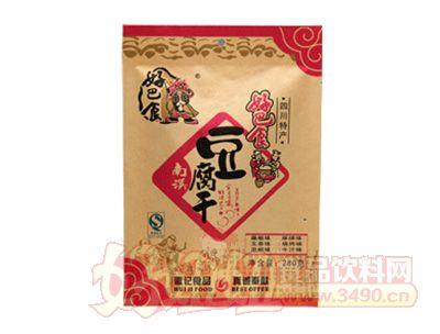 好巴食南溪豆腐干280g牛汁味
