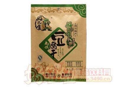 好巴食南溪豆腐干280g泡椒味