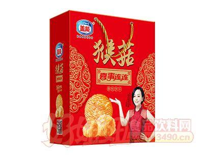 盖能喜事连连酥性饼干1.08kg(方盒)