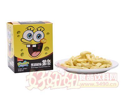 悦味轩黑胡椒味薯条90克