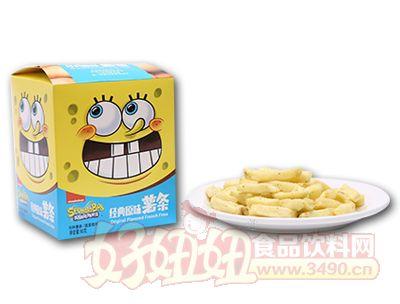 悦味轩经典原味薯条90克
