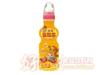 味臻养胃乳酸菌饮料草莓味200ml