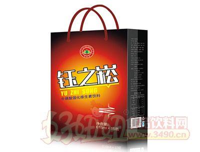 钰之崧钰之崧牛磺酸强化维生素饮料618mlx15瓶礼盒