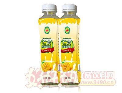 钰之崧芒果乳酸菌饮料560ml