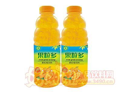 钰之崧果粒橙560ml