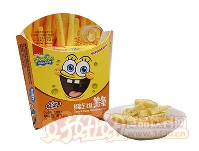 悦味轩蜂蜜芝士味薯条25克