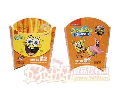 悦味轩蜂蜜芝士味薯条25g