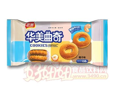 108G�A美曲奇�-椰子味