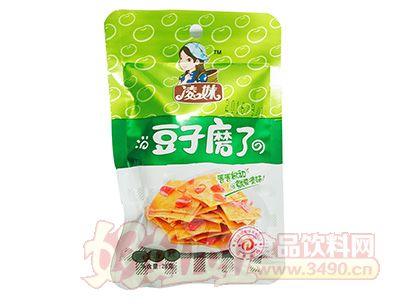 凌妹豆子磨了酱香味豆制品28克