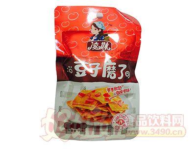 凌妹豆子磨了香辣味豆制品28克