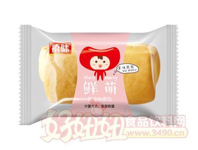 福建龙海香德利禧味鲜萌豆沙味面包