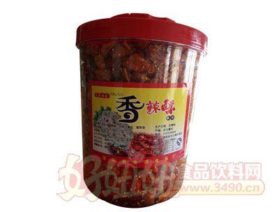 李四香辣酥(计量销售)