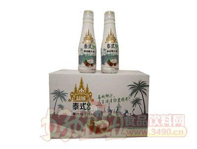 益城泰生榨椰子汁500mlx15瓶