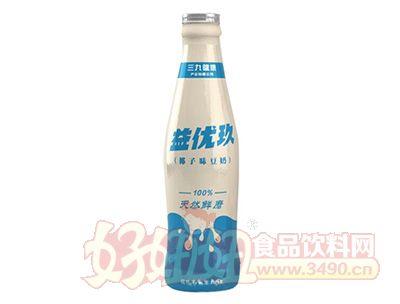 益优玖乳豆奶椰子味330ml