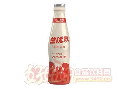 益优玖乳豆奶原味330ml