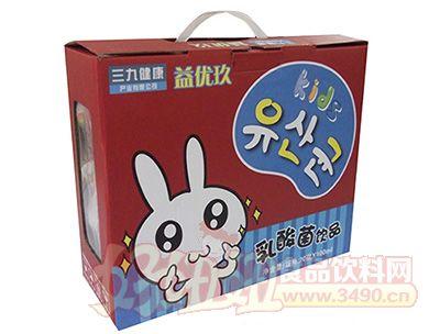 益优玖乳酸菌100ML20支装礼盒