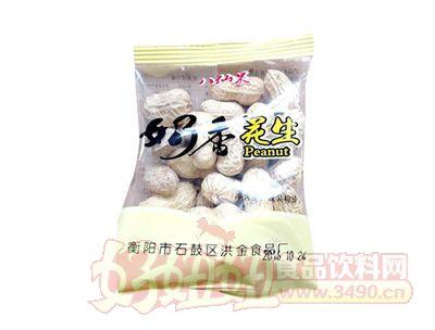 八仙果奶香花生袋装