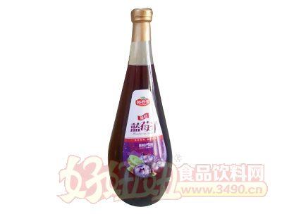 椰好佳蓝莓汁1.5l