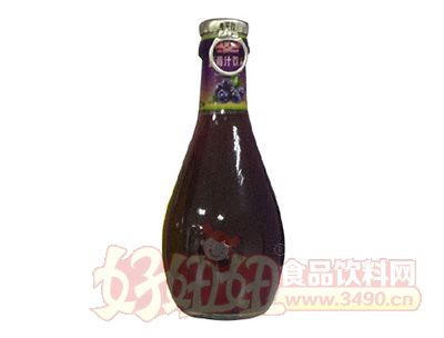 花果蓝莓汁饮品