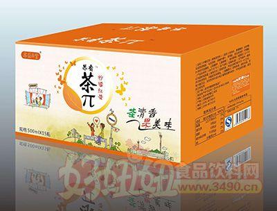 果香茶π柠檬红茶500mlx15瓶