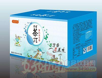 果香茶π蜜桃乌龙茶500mlx15瓶