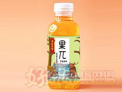 鑫益品堂果π芒果果茶