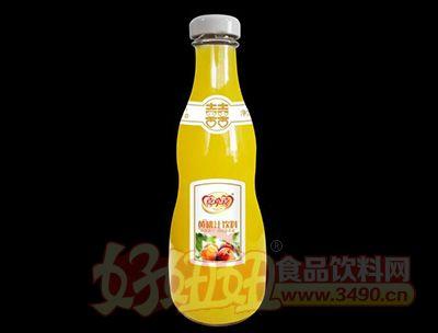 喜牵喜黄桃汁饮品