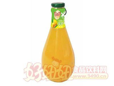 喜牵喜芒果汁