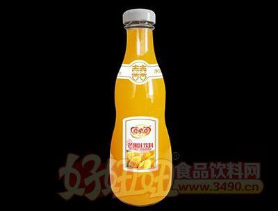 喜牵喜芒果汁饮品
