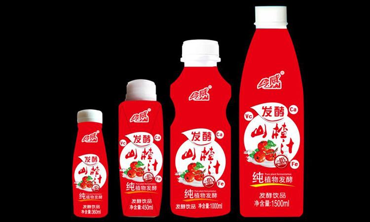 今威发酵山楂汁1500ml