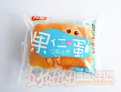 柯禹果仁蛋糕