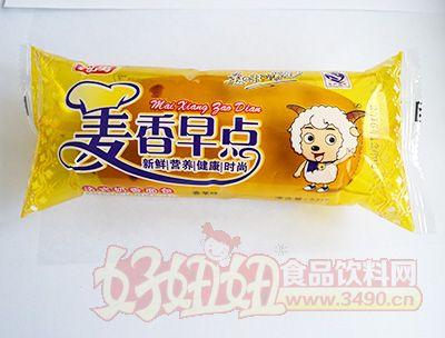 柯禹麦香早点面包香芋味52克