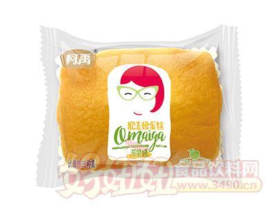 柯禹欧麦娅蛋糕苹果味