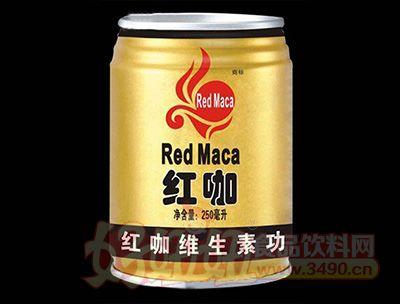 250ml红咖维生素功能饮料